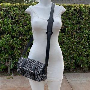 Christian Dior Monongram Messenger Bag